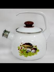 """(92660) 2711АП/4 """"Грибная поляна"""" Чайник 2,5 литра"""