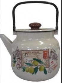 """(92663) 2713П2/4 """"Римские каникулы"""" Чайник 3,5 литра"""