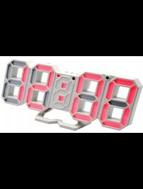 VST883-1 часы 5В крас.цифры