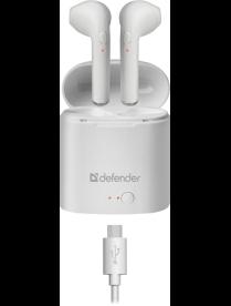 DEFENDER Twins 630 Bluetooth Беспроводная гарнитура 63630