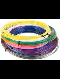 ABS пластик для 3D ручки Орбита D-10 (10 цветов)