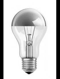 (04158) Лампа OSRAM DECOR A SILV 60W 230V