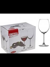 (08953) 44738Бор Набор бокалов Энотека 6шт 590мл для вина
