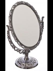 301-048 Зеркало настольное овальное 25х16см