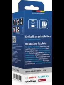 Bosch 00311864 18гр Очищающие таблетки для кофемашин