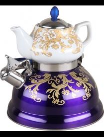 Pomi d'Oro P-650131 Набор чайников 2,7л и 0,7л