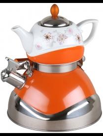 Pomi d'Oro P-650132 Набор чайников 2,7л и 0,7л