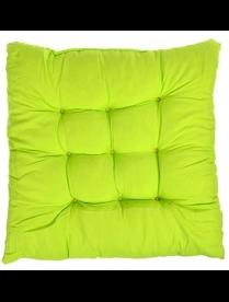 482-548 Подушка на стул, полиэстер, 40x40см, 4 цвета