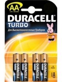 316 DURACELL Turbo max/Ultra power LR06