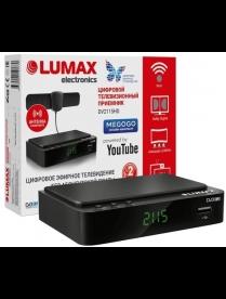 LUMAX DV2115HD Цифровой ТВ-тюнер DVB-T2