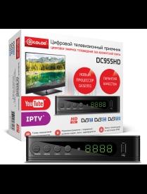 D-Color DC955HD Цифровой ТВ-тюнер DVB-T2