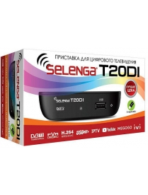 Selenga T20DI Цифровой ТВ-тюнер DVB-T2