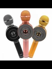 Микрофон WSTER WS-668 беспроводной