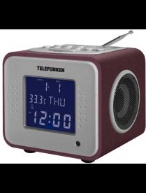 Telefunken TF-1575U (бордовый с фиолетовым)