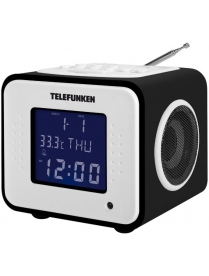 Telefunken TF-1575U (черное дерево с фиолетовым)