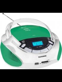 TELEFUNKEN TF-CSRP3492B (светло зелёный с белым)