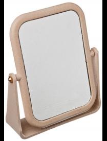347-048 Зеркало настольное прямоугольное, 13х17см 1008