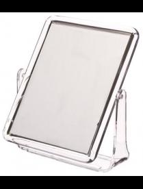 347-003 Зеркало настольное прямоугольное, 15х18см