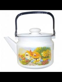 """(97143) 2710П2/4 (С-2710П2/4Рч """"Хуторок"""") Чайник 2,0 литра"""