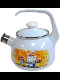 "(97145) 2711АП/4 (С-2711АП/4Рч ""Кулинар"") Чайник 2,5 литра"