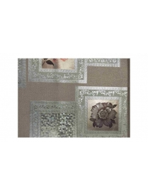 6019I Клеенка ПВХ Версаль на ткан. основе 1,37*20мп 6019I