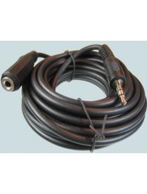 A/V ШНУР 3.5(шт)-3.5(гн) стерео 5м 3-0016 удлинитель