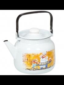 """(97148) 2713П2/4 (С-2713П2/4Рч """"Кулинар"""") Чайник 3,5 литра"""