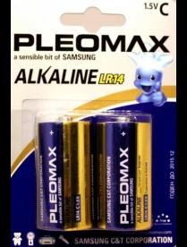 343 PLEOMAX LR14 Alkaline