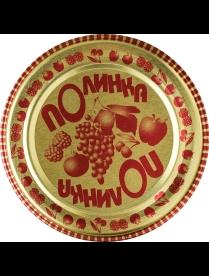 """(97854) Крышка СКО 1-82 """"Полинка"""""""
