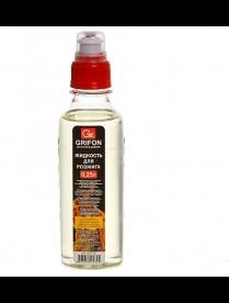 Жидкость для розжига GRIFON Premium, жидкий парафин, 250 мл /36/1 650-033