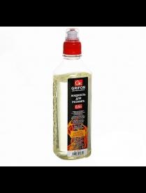 Жидкость для розжига GRIFON Premium, жидкий парафин, 500 мл /25/1 650-034