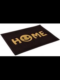 """(98269) 22405 Коврик придверный, пористый 40*60 """"Home"""" , коричневый VORTEX/20"""