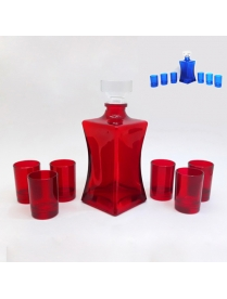 (98364) Набор для крепких напитков 1170-Н (Микс)