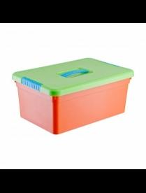 (98160) FB5050 Ящик для хранения KID'S BOX с ручкой 10 л 369х247х154мм