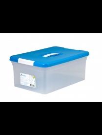 (98158) FB2070 Ящик для хранения Standart с ручкой 10 л 375х255х160мм