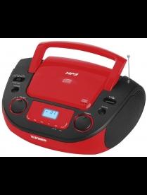 TELEFUNKEN TF-CSRP3481(черный с красным)