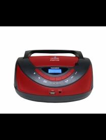 TELEFUNKEN TF-CSRP3497B (черный с красным)