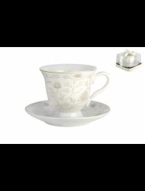 Набор чайный 1/2 ф.классик. Золотое кружево VZLC2-2PV