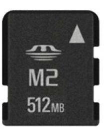 MEMORY STICK 512 Mb Micro M2