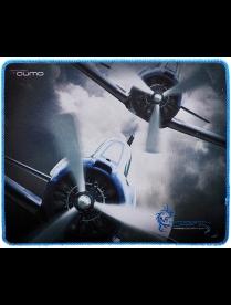 Игровой коврик Qumo Interceptor для мыши, 20973