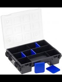 (098988) М2952 Органайзер для мелочей ТВИН Синий