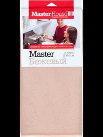 (098679) 60642 Коврик из микрофибры для сушки Master Бежевый 30*45см