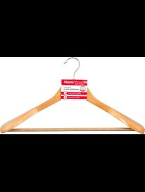 (100015) Плечики деревянные Ясмин 45см 75027