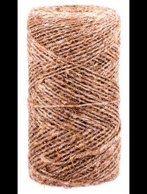 (100020) 60294 Шпагат льняной Прочный (бобина) 200 м 1.2 мм