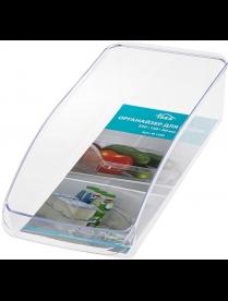(098957) М1599 Органайзер для кухни 330х150х80мм Прозрачный
