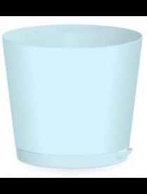 (098165) ING47016ЦВ-НК Горшок для цветов Easy Grow D160mm 2л цветной