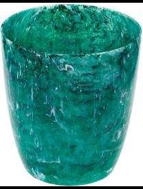 (098999) М3175 Кашпо КАМЕЛИЯ D125мм Зеленый