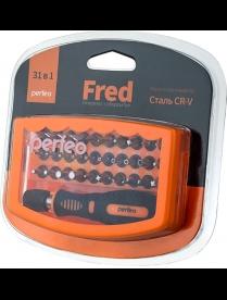 Perfeo отвертка Fred 31 в 1