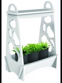"Gauss LED ""Фито-сад"" для растений, с адаптером 14W, 850Лм, 4000К,(360*240*503мм) Stone"
