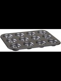 Pomi d'Oro PSS-580217 Форма для выпечки 12 печенек. Размеры 35х26.5х3см.